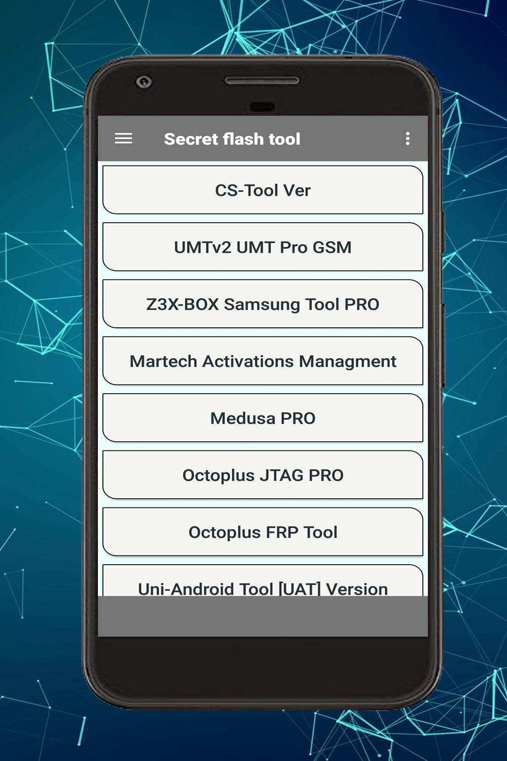 Secret flash tool for Android - APK Download