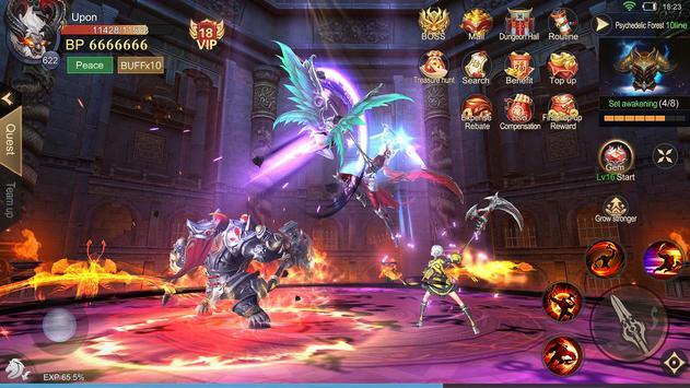 Dragon Fall: Revolution screenshot 14