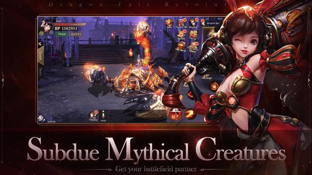 Dragon Fall: Revolution screenshot 4