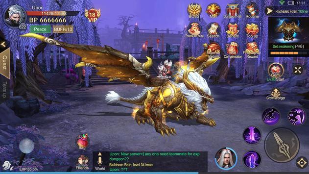 Dragon Fall: Revolution screenshot 7