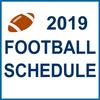 2019 Football Schedule (NFL) biểu tượng