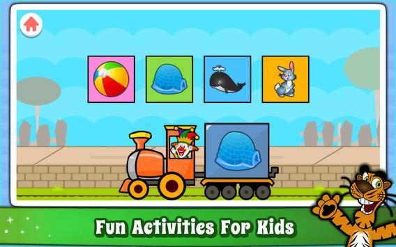 Alphabet for Kids ABC Learning - English screenshot 5