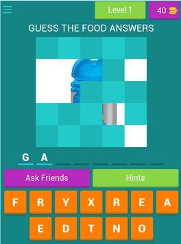 ★Food Quiz★ screenshot 14