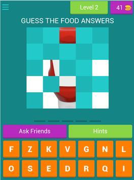 ★Food Quiz★ screenshot 16