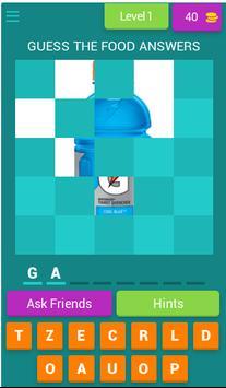 ★Food Quiz★ screenshot 1