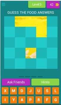 ★Food Quiz★ screenshot 4