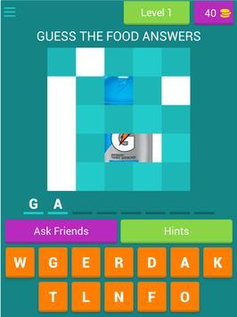 ★Food Quiz★ screenshot 8