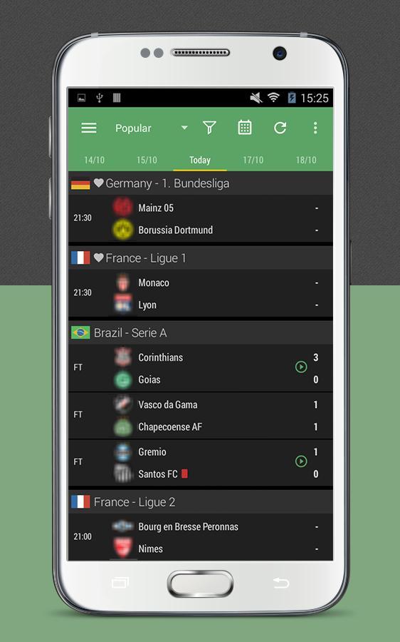 All Goals screenshot 1