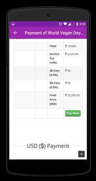 Event App screenshot 4