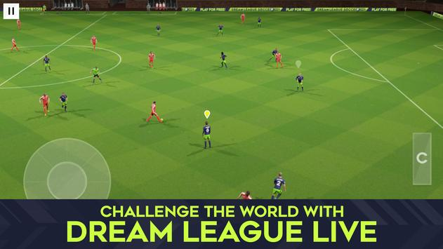 Dream League Soccer 2021 screenshot 21