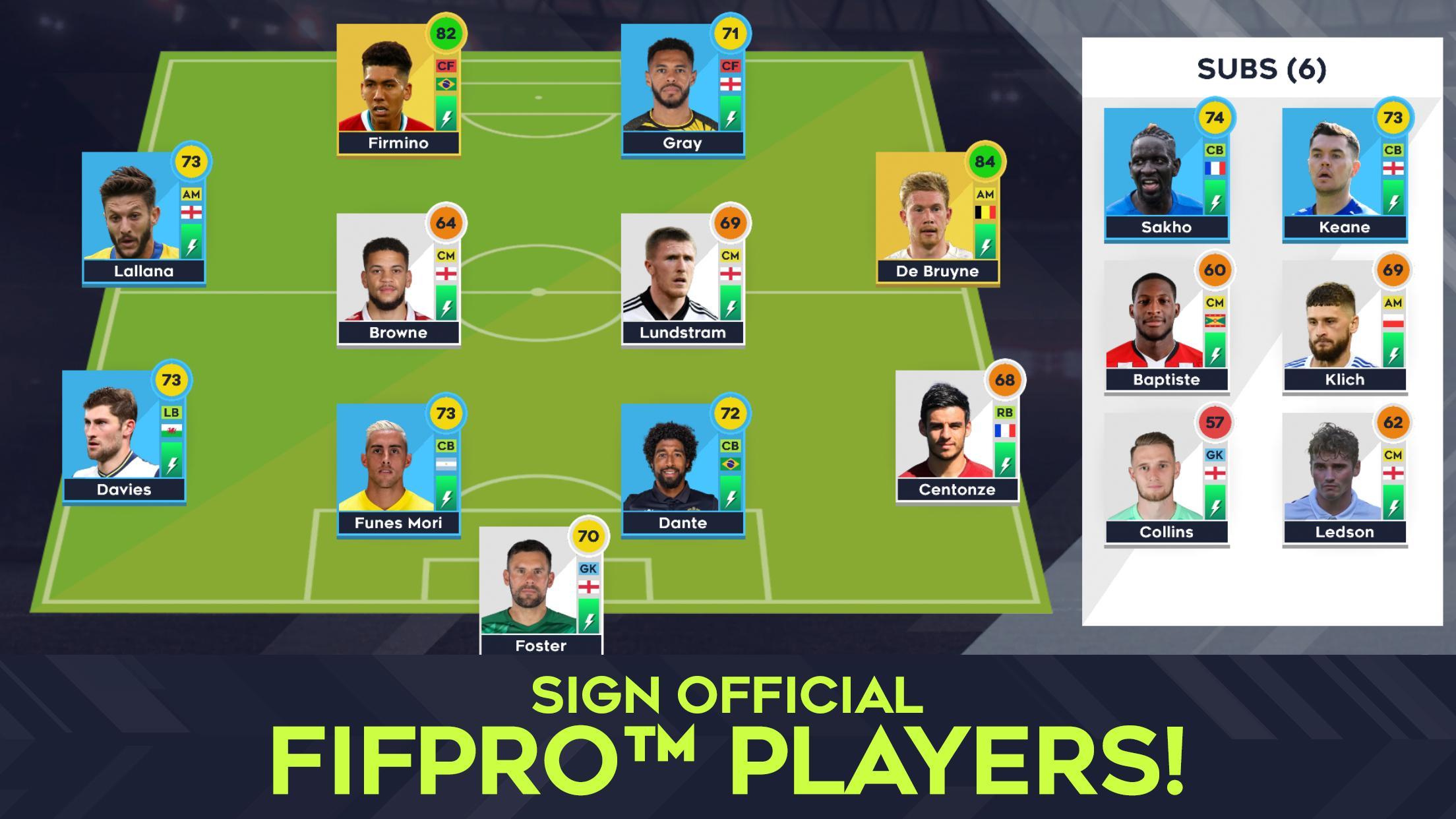 Dream League Soccer 2021 poster