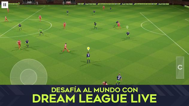 Dream League Soccer 2021 captura de pantalla 5