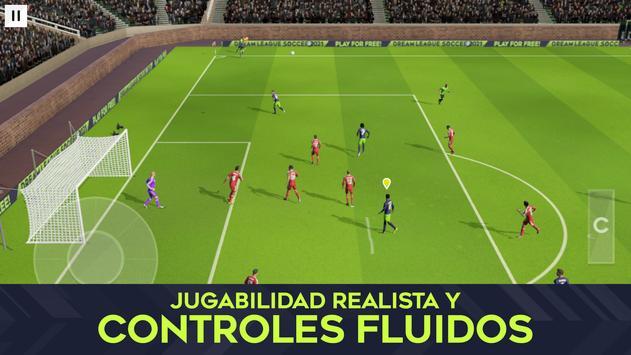 Dream League Soccer 2021 captura de pantalla 9