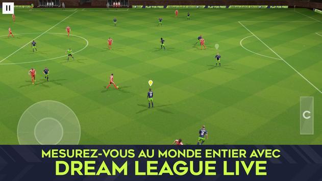 Dream League Soccer 2021 capture d'écran 5