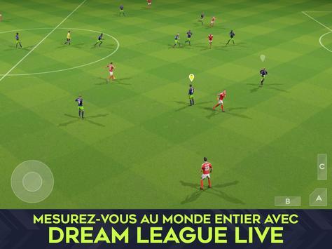 Dream League Soccer 2021 capture d'écran 21