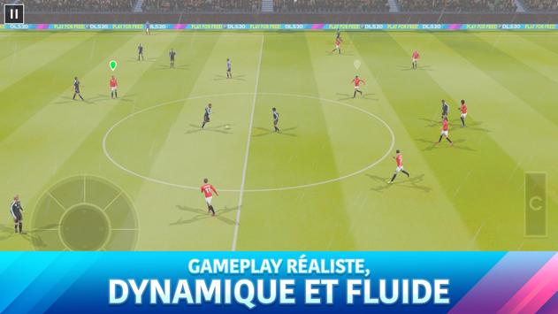 Dream League Soccer 2020 capture d'écran 1