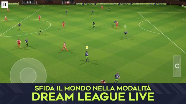 5 Schermata Dream League Soccer 2021