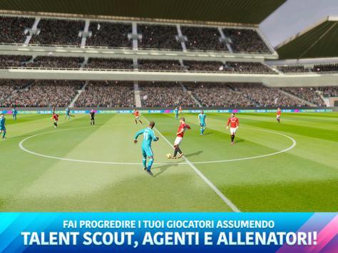 13 Schermata Dream League Soccer 2020