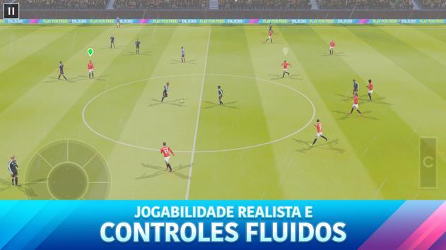 Dream League Soccer 2020 imagem de tela 1