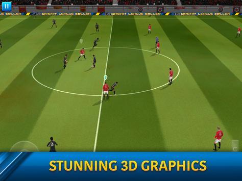 Dream League ảnh chụp màn hình 6