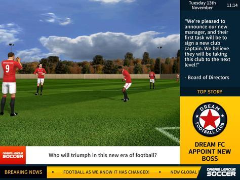 Dream League ảnh chụp màn hình 7
