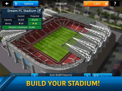 Dream League ảnh chụp màn hình 9
