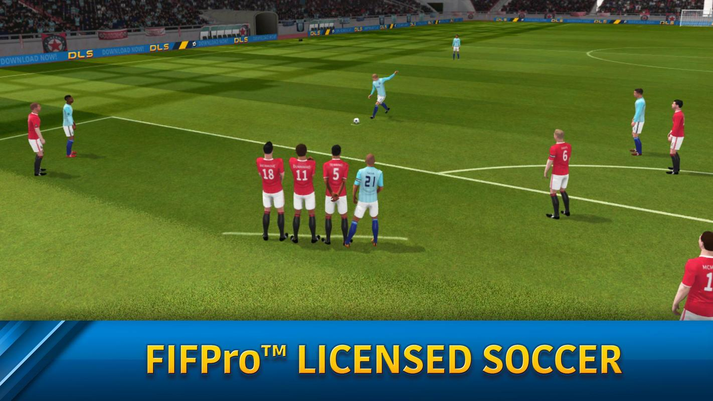 b2296d75bf Dream League for Android - APK Download