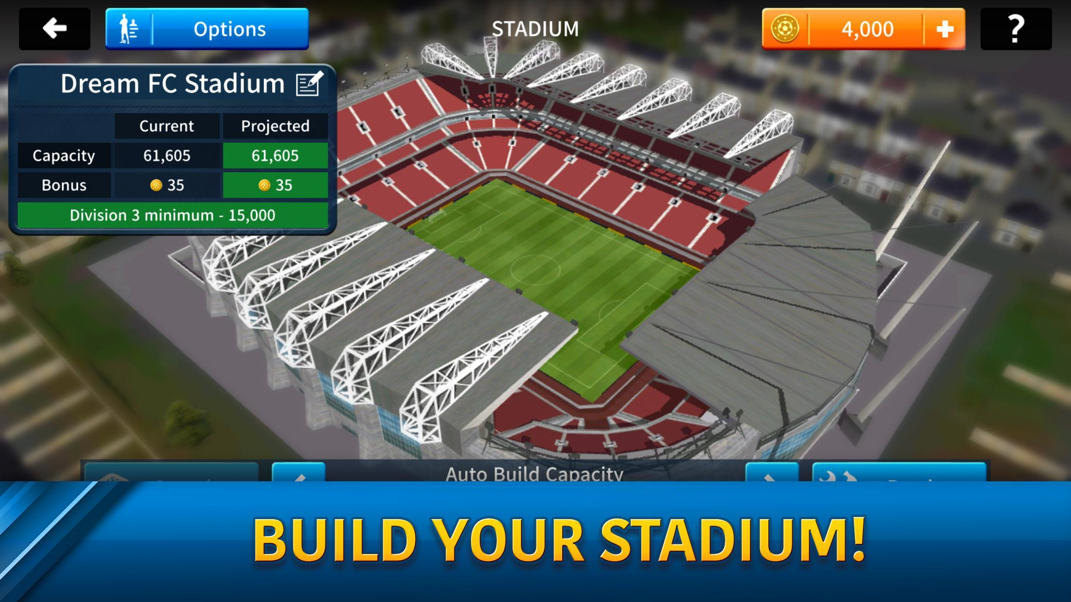 Dream League for Android - APK Download