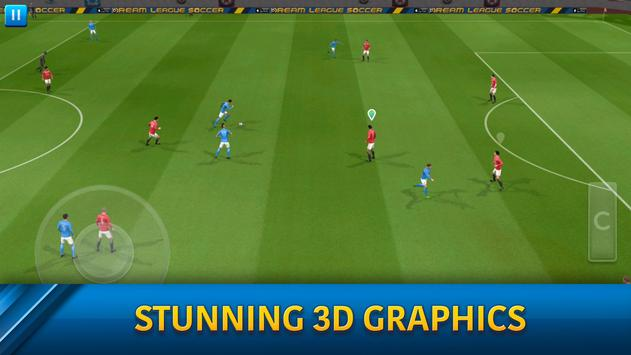 Dream League captura de pantalla 1