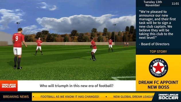 Dream League ảnh chụp màn hình 2