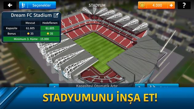 Dream League Ekran Görüntüsü 4