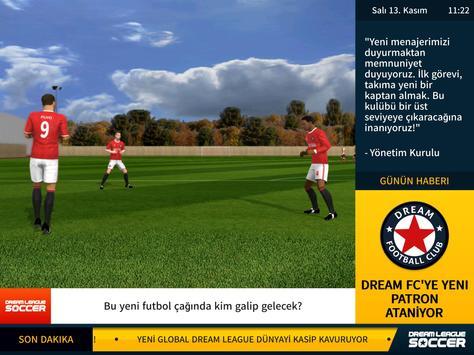 Dream League Ekran Görüntüsü 7