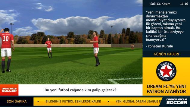Dream League Ekran Görüntüsü 2