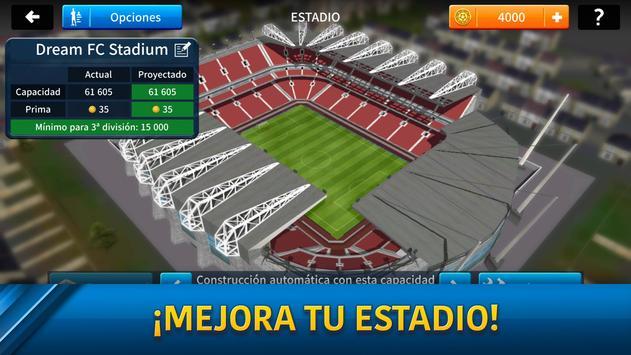 Dream League captura de pantalla 4
