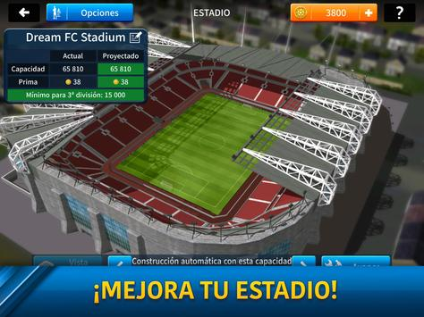 Dream League captura de pantalla 9