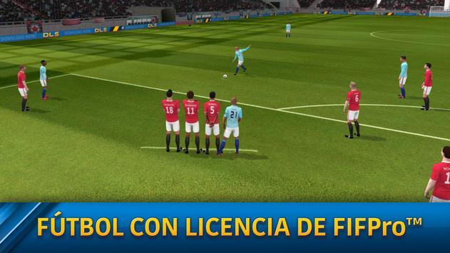 Dream League captura de pantalla 10