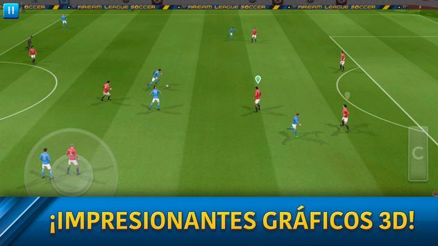 Dream League captura de pantalla 11