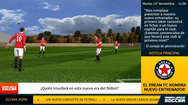Dream League captura de pantalla 12