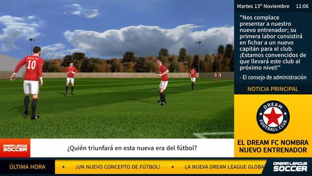 Dream League captura de pantalla 2