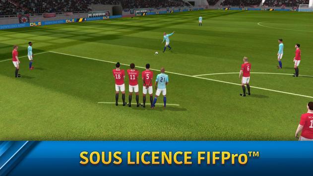 Dream League capture d'écran 4