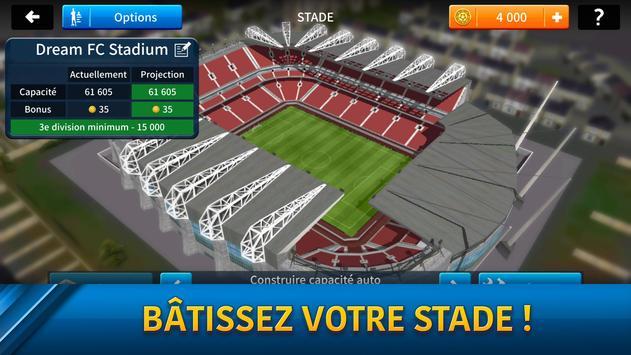 Dream League capture d'écran 3