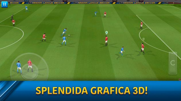 11 Schermata Dream League