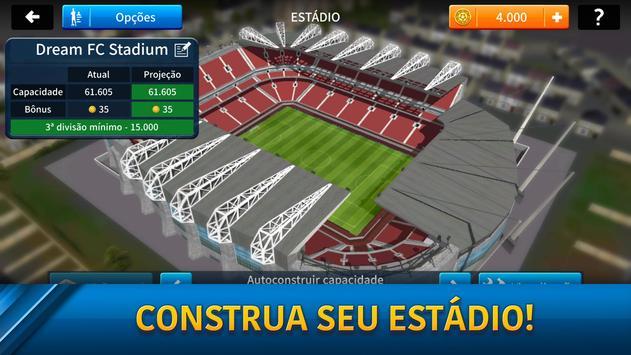 Dream League imagem de tela 14