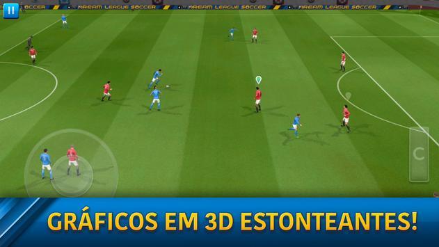 Dream League imagem de tela 1