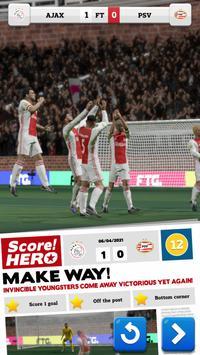 Score! Hero 2 poster