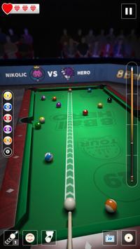 8 Ball Hero imagem de tela 1