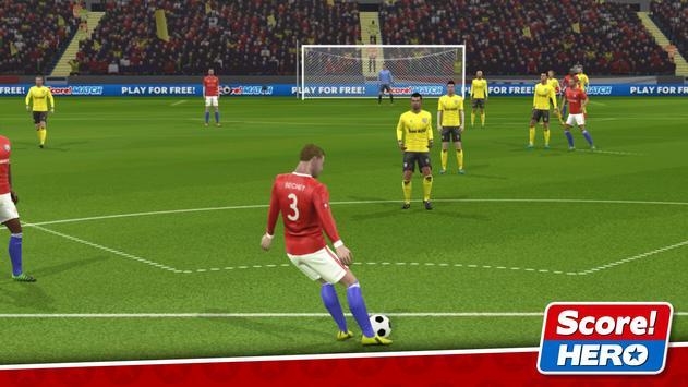 Score! Hero capture d'écran 12