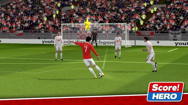 Score! Hero Ekran Görüntüsü 10