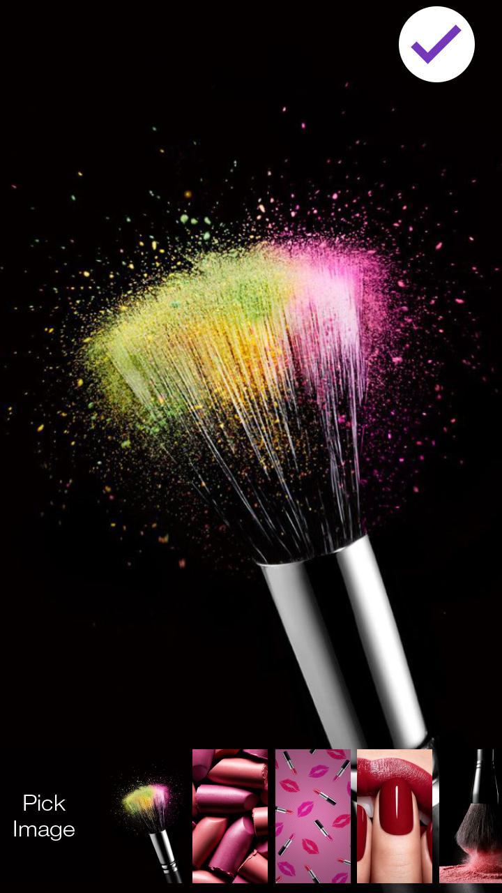 Make Up Salon Beauty Wallpapers Screen Lock For Android