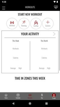 Beat Strong Fitness &Nutrition screenshot 3